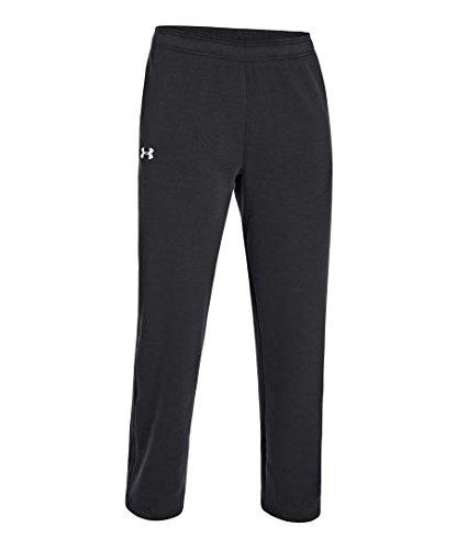 Under Armour Men's UA Rival Fleece Team Pants (Black, X-Large)