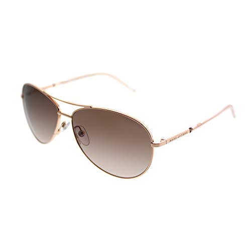 Marc Jacob Aviator Sunglasses - Marc Jacobs Marc59s Aviator Sunglasses, Gold