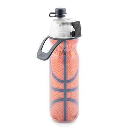 O2COOL HMCDP31 Insulated Water Bottle, Mist