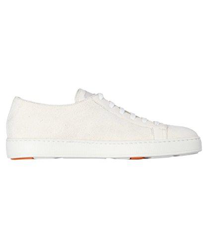 Santoni Mænd Sneakers Hvid qYK609As
