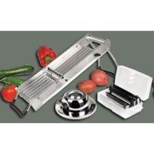 Winco Mandoline Slicer Set, 15.5 inch Length - 1 set.