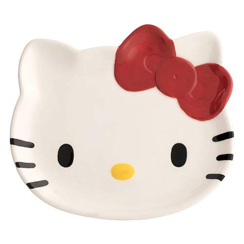 Vandor Hello Kitty Debossed Shaped Trinket Tray by Vandor