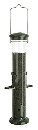 Woodlink NATUBE1 Audubon Thistle Tube Feeder, 1 (Woodlink Thistle Tube Feeder)