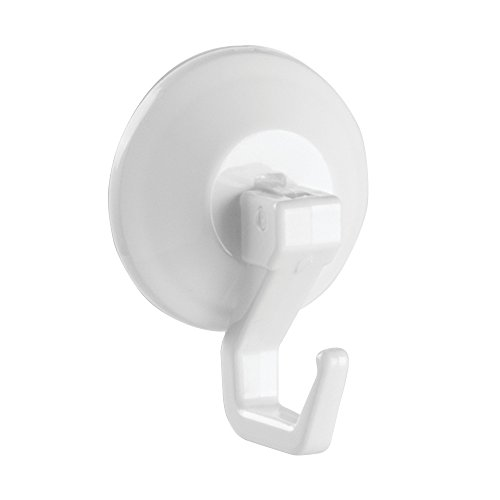 InterDesign Bathroom Shower Plastic Suction