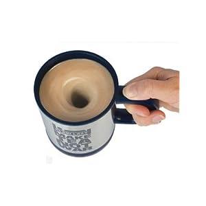 自動撹拌 ステンレス マグカップ