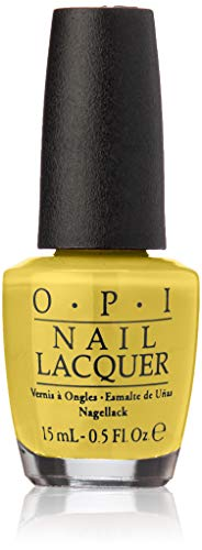 Best OPI Nail Lacquer, Exotic Birds Do Not Tweet