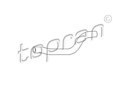 Topran 102 872 Radiator Hose Water Hose, Coolant Hose: