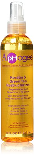 (ApHogee Keratin and Green Tea Restructurizer 8 fl. oz)