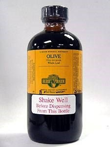Olive Leaf Extract 8 Ounces