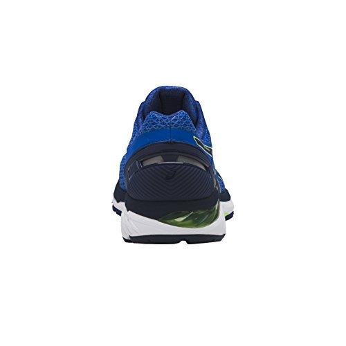 Asics GT 3000 5 Chaussure Homme Victoria Blue/Indigo Blue/Safety Yellow 41,5