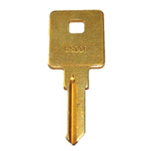 Trimark Lock Key (Trimark Key Tm301-Tm323 H 14472-06-2001 Trimark)