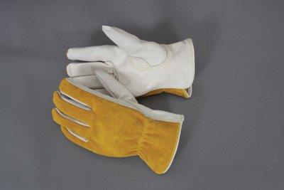 Radnor Split Back Premium Grain Cowhide Leather Drivers Gloves Small 64057340