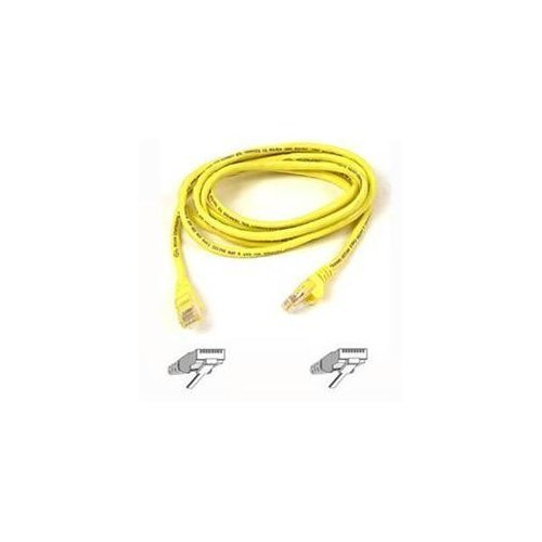 A7J7041000YLW - Belkin FastCAT Cat. 6 UTP Bulk Patch Cable 1000 ft - Yellow ()