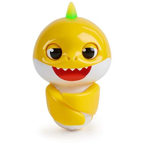 31%2B94snzm1L - WowWee Pinkfong Baby Shark Fingerlings - Baby Shark - Preschool Interactive Toy