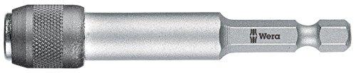 Silver Wera 05053520001 Universal Bitholder 894//4//1-1//4x75mm