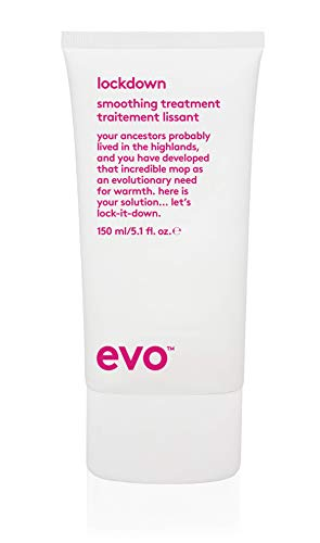 Evo Lockdown Smoothing Treatment, 4.7 Ounce