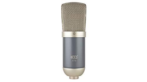 MXL 870 Versatile Studio Condenser Microphone (Mxl Microphone Cube)