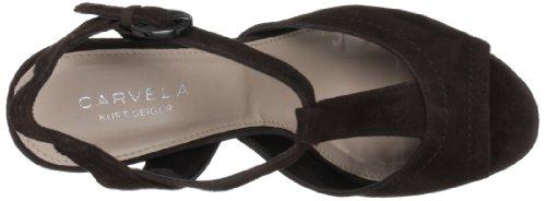 Carvela Kourt - Zapatos de Vestir de ante mujer marrón - Marron (Brown)