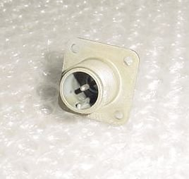 MS3100A10S-2P, Airplane Amphenol Cannon Plug Connector -Rev
