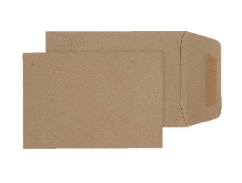Purely EverydayDinner Money/Seeds Gummed Envelope - Manilla (Pack of 100), 98x67mm Blake Envelopes 119970/100 PR