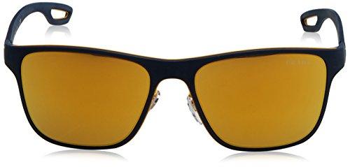 Bleu Sonnenbrille 56QS SILVER Sport PS Orange Prada LJ UqaZwg1Y
