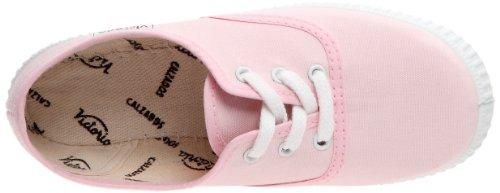 Victoria Inglesa Lona 6613, Zapatillas de Tela Unisex, Rosa (Pink), 30