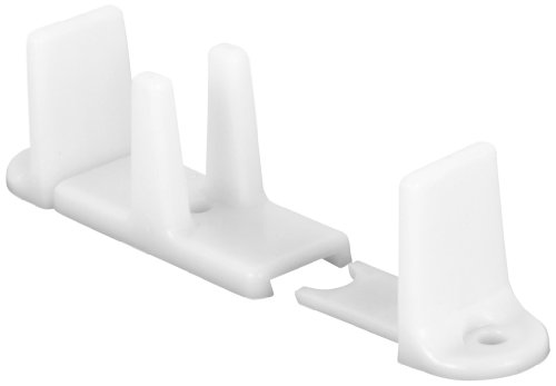 Prime-Line Products N 6761 Adjustable Nylon Bypass Door Guide, 1-1/4-Inch,(Pack of 2)