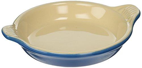 Le Creuset Stoneware 7-Ounce Crème Brulee Dish, Marseille