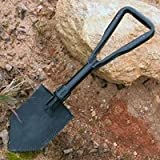 US Military Original Issue E-Tool Entrenching Shovel, Outdoor Stuffs