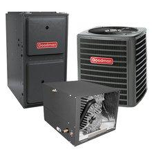 2 Ton 16 SEER Air Conditioner and 100,000 BTU 96% Gas Furnac