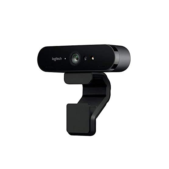 Logitech Brio Best Webcam Review List