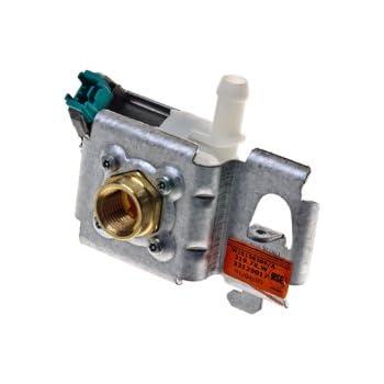 Maytag KitchenAid Estate Dishwasher Water Inlet Valve W10158389 8563407 8563406
