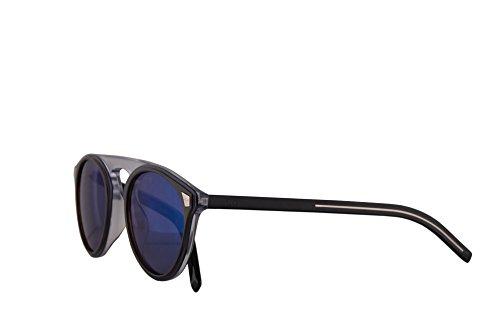 Christian Dior Homme DiorTailoring2 Sunglasses Blue Havana w/Blue Sky Mirror Lens 52mm JBWXT Dior Tailoring2 Dior Tailoring 2 Dior Tailoring2/S DiorTailoring2/S