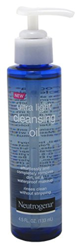 Neutrogena Cleansing Ultra Light Ounce