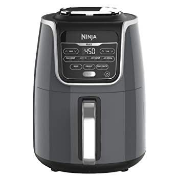 Amazon.com: NINJA AF100 4QT Air Fryer (Renewed): Kitchen ...