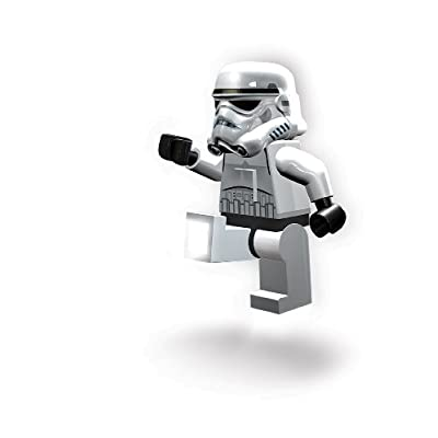 Lego Stormtrooper Torch: Toys & Games