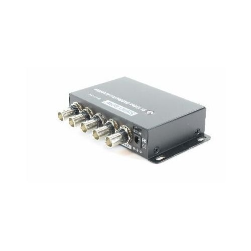 Shinybow 1x9 (1:9) 9-Way Composite BNC Video Splitter Distribution Amplifier SB-3702BNC