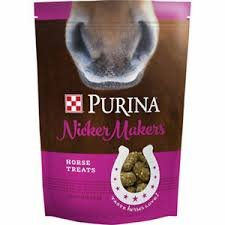 Purina Animal Nutrition Purina Nicker Makers Treats 15lbs