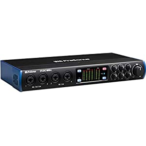 PreSonus Audio Interface, 2 Mic Pres – ...