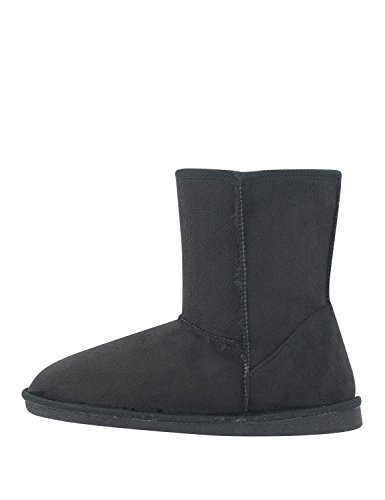 NIKKI ME Women's Casual Boots Black