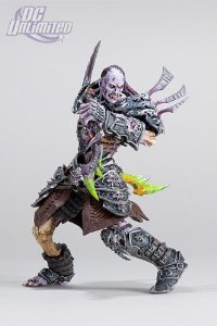 World Of Warcraft Accessories (World of Warcraft Series 3 Undead Rogue Action Figure)