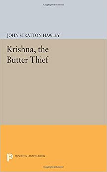 Book Krishna, The Butter Thief (Princeton Legacy Library)