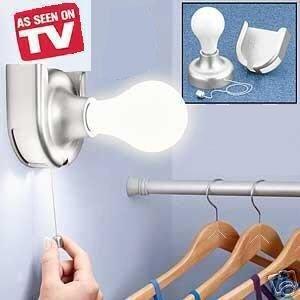 new wonder bulb wireless stick on wall lamp night light amazon co