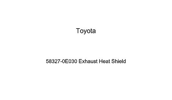 Toyota 58327-0E030 Exhaust Heat Shield