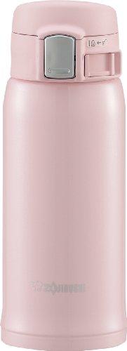 Zojirushi SM-SA36-PB Stainless Steel Mug, 12-Ounce(360ml), Pearl Pink