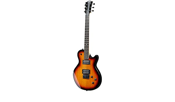 GUITARRA ELECTRICA LAG IMPERATOR 66 TOBACCO SUNBUR: Amazon.es: Instrumentos musicales