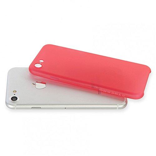 Tucano - Nuvola iPhone 7 (rot)