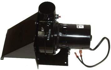 GSW Hot Water Heater Exhaust Draft Inducer Blower # 63217
