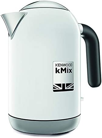 Kenwood Hervidor Linea kMix, 2200 W Bianco: Amazon.es: Hogar