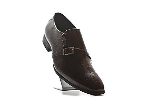 Liam Michael Shoes Men's Lyra 14 Coffee by Liam Michael Shoes